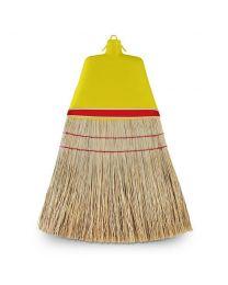 SAGGINA natural sorghum broom