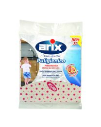 Puligienico - 3 nonwoven multipurpose cloth with antibacterial