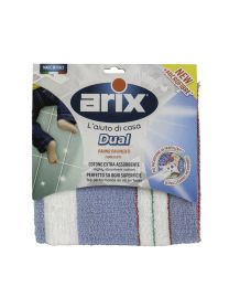 Dual - Cotton and microfibre floor cloth