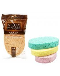 GENTILE cellulose bath sponge