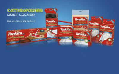 Never surrender to dust with Tonkita dust locker!
