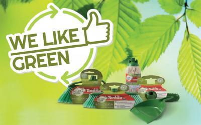 Arix ogłasza; TONKITA WE LIKE GREEN!