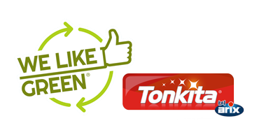 Tonkita we like green