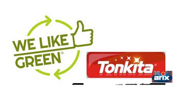 Tonkita we like green
